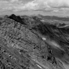 Mount Evans - View from 14,264 feet (+ or - a few)