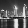 San Diego Without Color