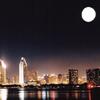 San Diego w/Moon